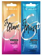I`m So Glam/So Moist 2x15ml