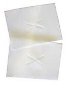 Massaažilaua näoava paber X, 100tk